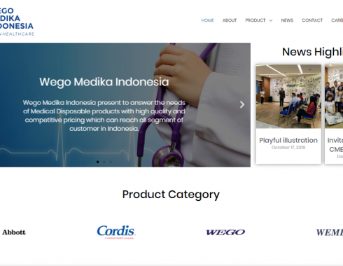 WEGO MEDIKA INDONESIA